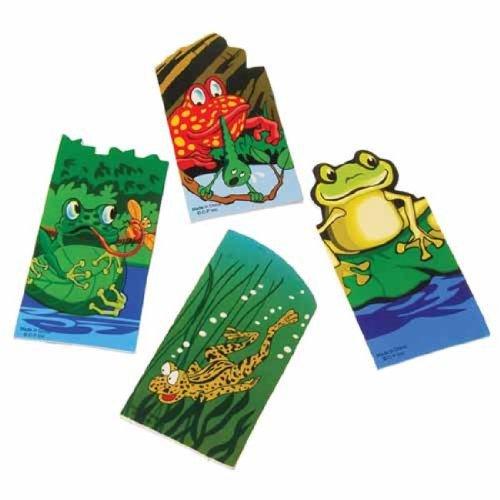 UPC 049392041284, Dozen Assorted Frog Theme Mini Memo Pads