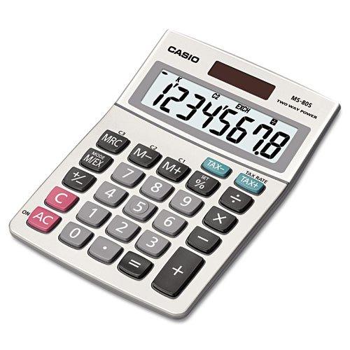 Casio – ms-80s税金と通貨電卓、8桁LCD ms-80s (DMI EA   B00N3AG1T8