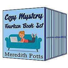Meredith Potts Fourteen Book Cozy Mystery Set