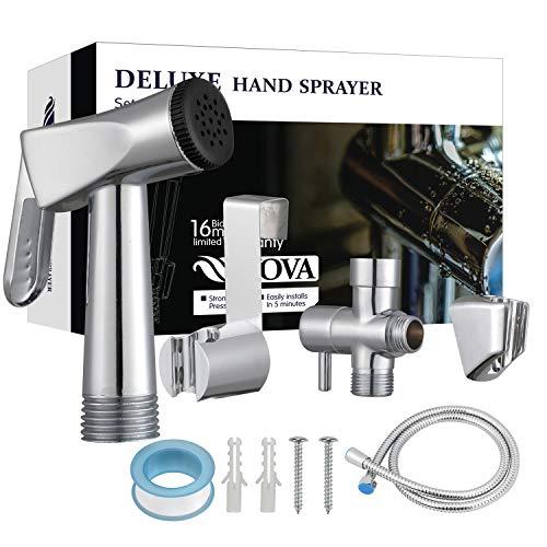 VOVA Cloth Diaper Sprayer Bronze, Handheld Bidet for Toilet
