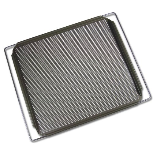 Staedter Hotplate With Special Perforation, Silver by Staedter