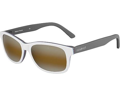 621047f6c961 Amazon.com: Vuarnet VL130300057184 Sunglasses White Legend Frame ...