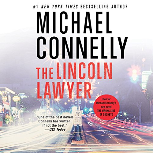 Bargain Audio Book - The Lincoln Lawyer