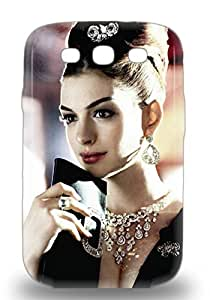 Excellent Galaxy S3 3D PC Case Tpu Cover Back Skin Protector Anne Hathaway American Female Les Miserables The Devil Wears Prada The Princess Diaries ( Custom Picture iPhone 6, iPhone 6 PLUS, iPhone 5, iPhone 5S, iPhone 5C, iPhone 4, iPhone 4S,Galaxy S6,Galaxy S5,Galaxy S4,Galaxy S3,Note 3,iPad Mini-Mini 2,iPad Air ) Kimberly Kurzendoerfer