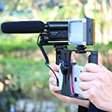 AOEIU Smartphone Video Rig,Phone Filmmaking