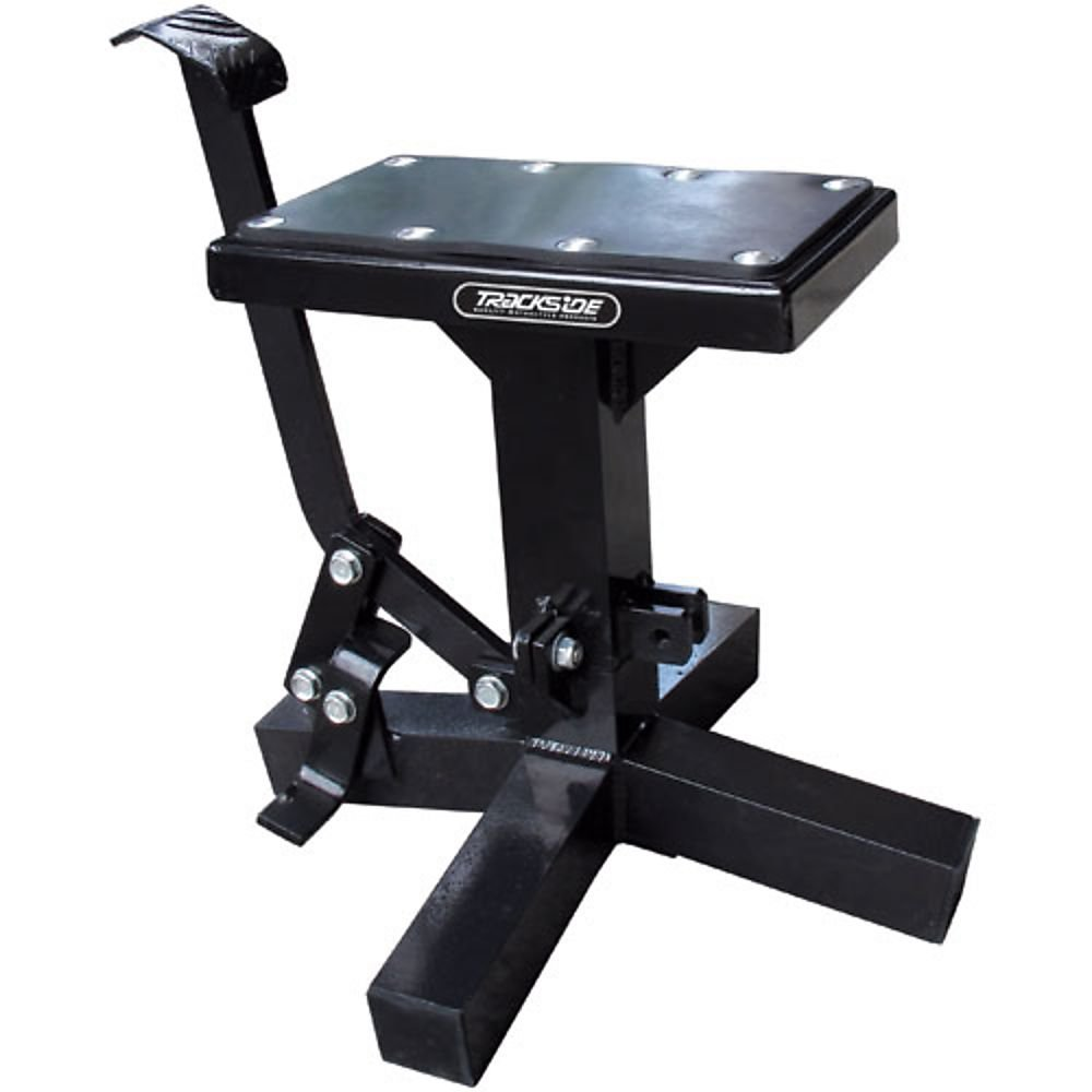 TRACKSIDE Aluminum MX Lift Stand - Black