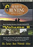 Berry\'s Hunting Adventures Vol 2 DVD ~ Berry Game Calls ~ Big Game Hunting