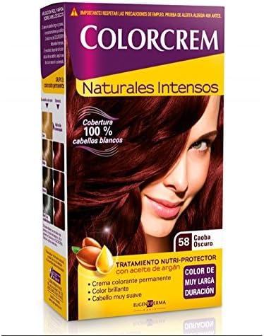COLORCREM TINTE 058 CAOBA OSCURO: Amazon.es: Belleza