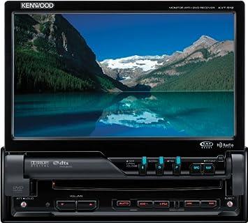amazon com kenwood kvt 512 7 inch wide indash monitor usb kenwood kvt 512 7 inch wide indash monitor usb ipod direct control