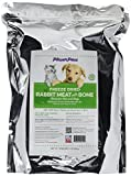 Power Paw Products Freeze Dried Rabbit Meat, 14 by 10 by 4-Inch