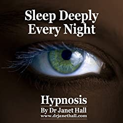 Sleep Deeply Every Night (Hypnosis)