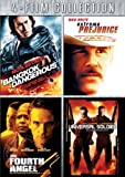 Four-Film Collection (Bangkok Dangerous / Extreme Prejudice / The Fourth Angel / Universal Soldier) by Lions Gate