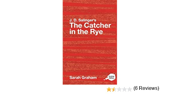 essays about catcher in the rye