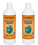 Earthbath 84002-2 All Natural Shampoo (2 Pack), 16 oz
