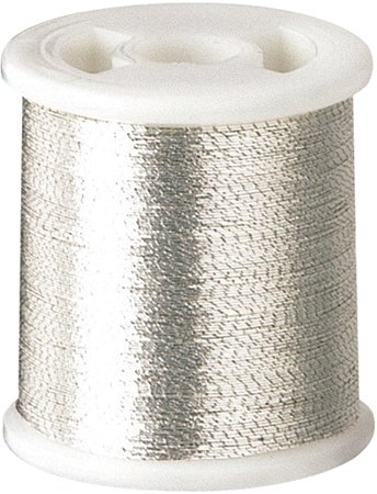 Clover 9903 Silver Bead Embroidery Thread - Kantan Couture Bead Embroidery Tool