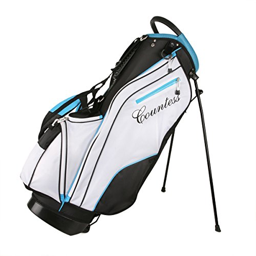 Powerbilt PB734275 Countess Ladies Blue Stand Golf, used for sale  Delivered anywhere in Canada