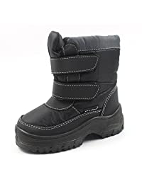 Storm Kidz Cold Weather Snow Boot (Toddler/Little Kid/Big Kid) MANY COLORS Velcro Strap