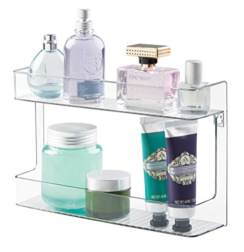 mDesign Shampoo Lotion Products Storage