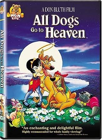 amazon co jp all dogs go to heaven dvd ブルーレイ