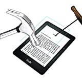Acm Tempered Glass Screenguard For Kindle Voyage 6' Tablet Screen Guard Scratch Protector