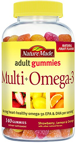 Top 10 Nature Made Adult Gummies Energy B12