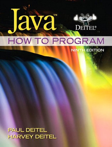 Download Java How to Program (early objects) (Deitel) book pdf