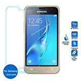 Cellphonez Tempered Glass Screen Protector For Samsung Galaxy J1 4G (2016).