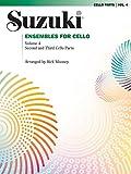 Ensembles for Cello, Vol 4, Rick Mooney, 0739056824