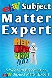 EBay Subject Matter Expert, Nick Vulich, 1493640704