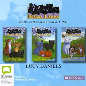 Nine Lives, Volumes 4 to 6 Audiobook