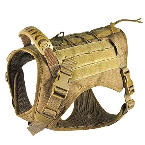 Hanshengday Tactical Dog Vest-Training