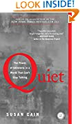 #10: Quiet: The Power of Introverts in a World That Can't Stop Talking