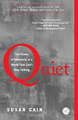 The book that started the Quiet RevolutionAt least one-third of the people we know are introverts. They are the ones who prefer listening to speaking; who innovate and create but dislike self-promotion; who favor working on their own o...