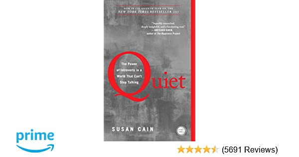 Quiet: The Power of Introverts in a World That Can't Stop