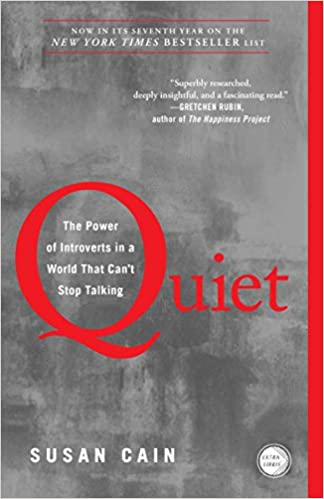 Quiet The Power Of Introverts In A World That Cant Stop Talking