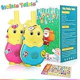 Best Kid Walkie Talkies - VitmdtX Walkie Talkies for Kids, Parent-Child Interactive Toys Review