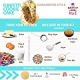 Bake it With Mel - Funfetti Cookie Surprise