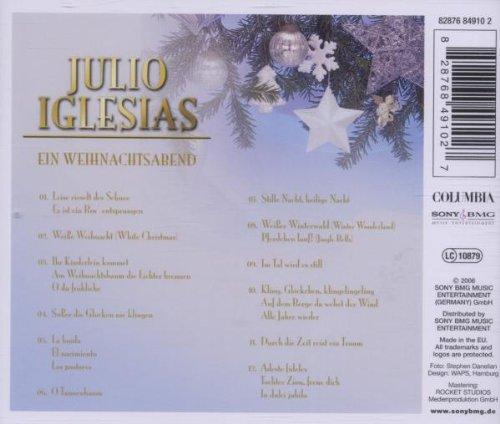 Julio Iglesias Weihnachtslieder.Ein Weihnachtsabend Mit Julio Iglesias