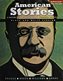 American Stories : A History of the United States, Combined, Black and White Plus NEW MyHistoryLab with Pearson EText -- Access Card Packge, Brands, H. W. and Breen, T. H., 0133794121