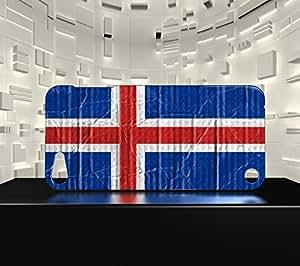 Funda Carcasa para iPod Touch 5 Bandera ISLANDIA 04