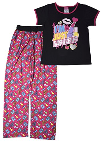 Girls 2 Piece Pajama Sets Graphic product image