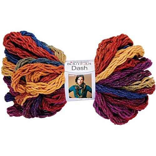 Dash Boutique - Red Heart Boutique Dash Yarn, Rainbow
