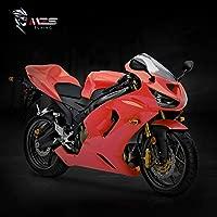 MZS motocicleta retrovisor Espejos para Kawasaki Ninja 636 ...