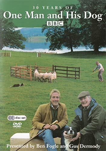 A Man And His Dog >> Amazon Com 30 Years Of One Man And His Dog Dvd 2006 Trude