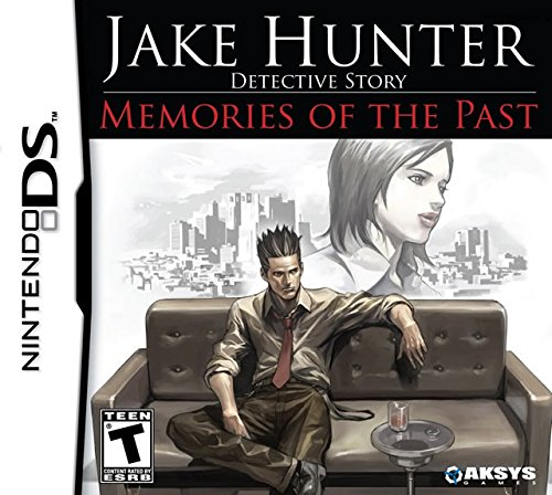 Jake Hunter Detective Story: Memories of the Past - Nintendo DS (Best Ds Detective Games)