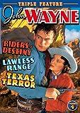 John Wayne, Vol. 4: Riders of Destiny/Lawless Range/Texas Terror