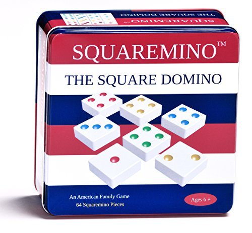 Squaremino Board Game Deluxe Edition by Frost & Frost