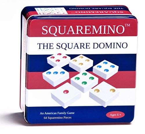 la calidad primero los consumidores primero Squaremino Board Juego Deluxe Edition by Frost & & & Frost  Las ventas en línea ahorran un 70%.