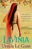 Lavinia by Ursula K. Le Guin front cover