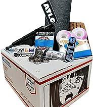 Skateboard Quarterly Maintenance Subscription Box
